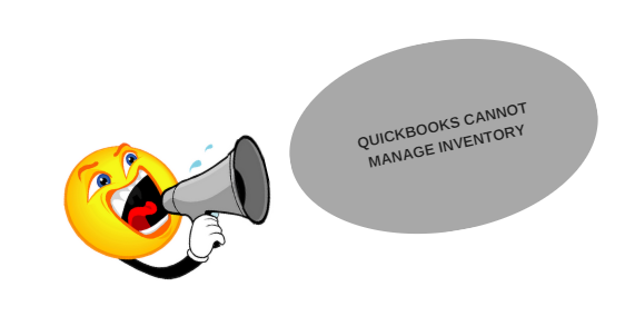 quick is not inventory management